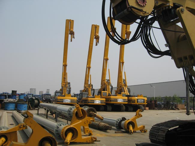 Chinese Drilling Rig, GFT Travel Drives, GFT-W Winch Drive, GFB Swing Drive