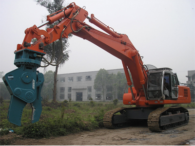 Chinese excavator, GFT Travel Drives, Rexroth Winch
