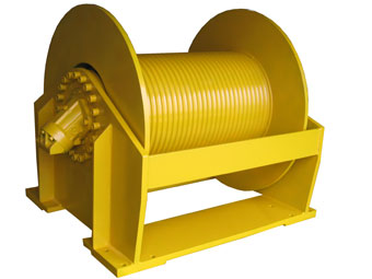 Hydraulic Winch PDA Series