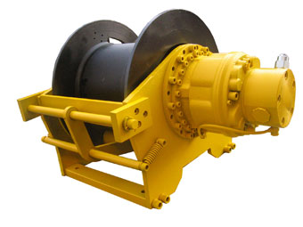 Hydraulic Winch HW series